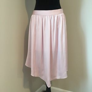 NWT Express Light Pink Skirt